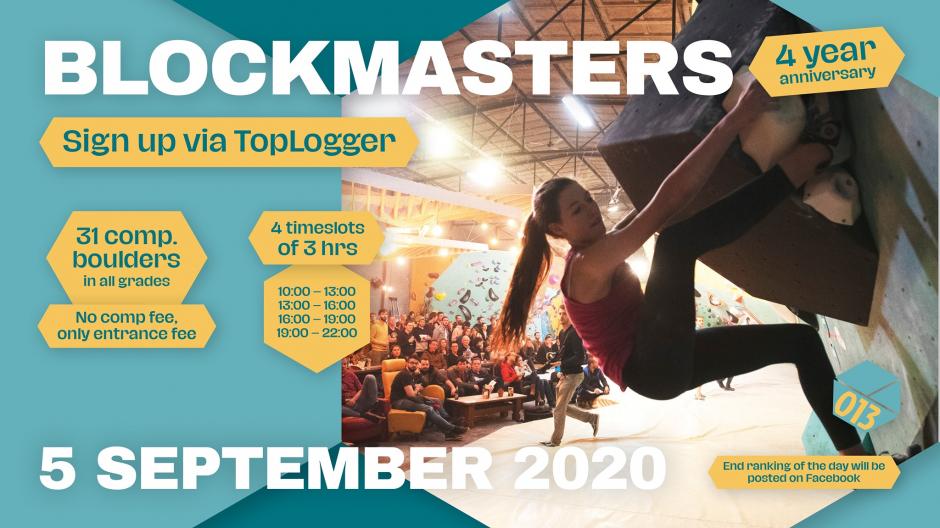 Blockmasters wedstrijd Tilburg