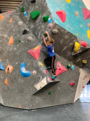 Jeugd Boulder Series Bruut 2019