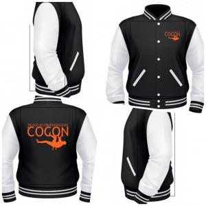 Varsity Jacket voorbeeld