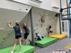 Boulders bouwen